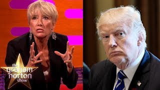 Donald Trump Asked Out Emma Thompson! | The Graham Norton Show