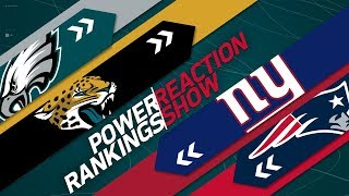 End of Season Power Rankings! Who Were the Highest Risers & Biggest Fallers? | NFL Network