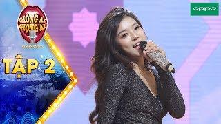 Giọng ải giọng ai 3 |Tập 2: Hoàng Yến Chibi cực quyến rũ với ca khúc No Boyfriend