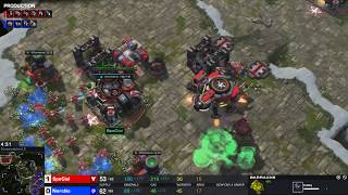 GLOBAL FINALS | Nerchio vs SpeCial | Game 2 | Group D | Blizzcon | TvZ | Starcraft 2 | FULL GAME