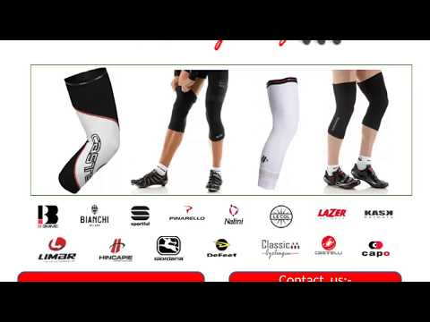 Top Woman's cycling knee warmers at Classiccycling.com