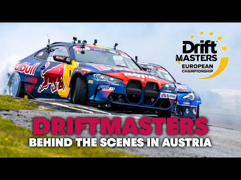 Fast And Loose At 2021 Driftmasters European Championships Austria - DMEC Vlog EP1