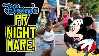 Disney's PR NIGHTMARE! Disneyland FIGHT! Star Wars Galaxy's Edge EMPTY!