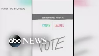 'GMA' Hot List: The 'laurel' vs. 'yanny' debate divides the nation