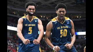 Final 8 minutes of UC Irvine's upset over Kansas State