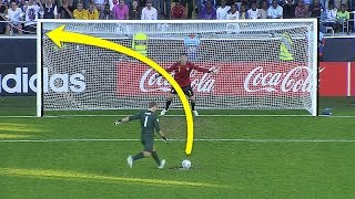 Top 10 Penalty Goals By Goalkeepers
