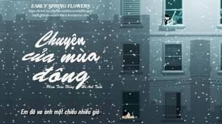 [Lyrics] Chuyện của mùa đông - Hà Anh Tuấn