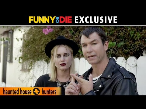 Haunted House Hunters with Jerry OConnell and Rebecca Romijn