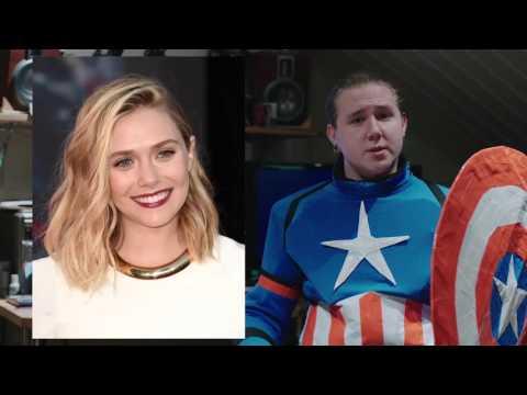 David om Captain America: Civil War