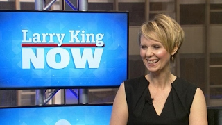 Cynthia Nixon on Laura Linney, Donald Trump, and 'Sex and the City' movie