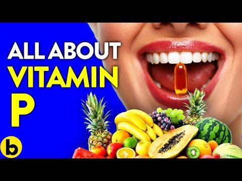 Што претставува витаминот П и што треба да знаете за него?