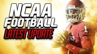 EA Sports NCAA Football Latest Update!
