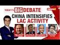 China Intensifies LAC Activity   PLA Holds Military Night Drills   NewsX