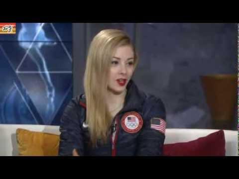 김연아 vs 소트니코바 NBC 골드, 와그너 리액션 (3분~)