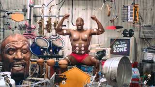 """Muscle Music"" - Featuring Terry Crews (HD)"