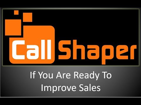 Agent Application : CallShaper's Hosted Predictive Dialer - Outbound Software