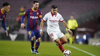 3-0:  dura derrota en Barcelona en la vuelta de la semifinal copera
