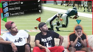 Who Really Is The WEAK Link? (Madden 20 MUT Squads)