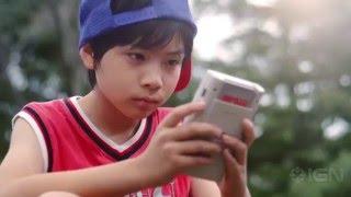 Pokemon Sun and Moon Official Teaser Trailer