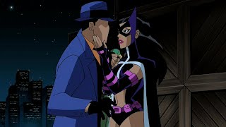 Huntress and Question! Love!