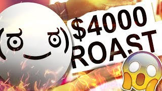 PAYING CELEBRITIES TO ROAST YOUTUBERS