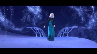 FROZEN Demi Lovato - Let it go & Martina Stoessel - Libre Soy