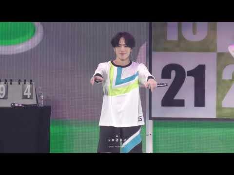 [4K]190106 GOT7 FANMEETING 유겸 랜덤 플레이 댄스 ( YUGYEOM focus)