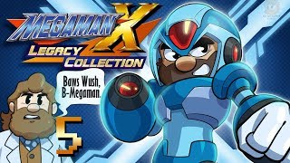 Mega Man X Legacy Collection Volume 1 X Challenge   Let's Play Ep. 5   Super Beard Bros.