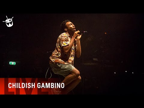 Childish Gambino - '3005' Live at Splendour In The Grass