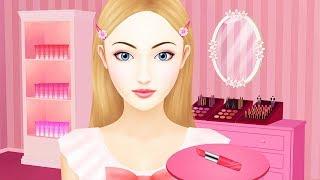 Trang Điểm, Chăm Sóc Da, Cắt Tóc Và Chọn Trang Phục Cho Angelina Xinh Đẹp  – Game Vui Bạn Gái