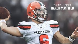 "Baker Mayfield Highlights - ""Welcome to the Cleveland Browns"" ft. 21 Savage"