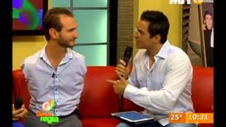 Gente Regia - Historia de Nick Vujicic