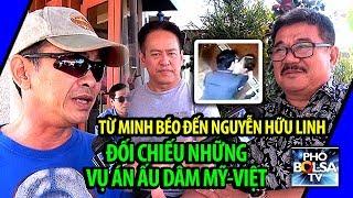 Từ Minh Béo tới Nguyễn Hữu Linh: Đối chiếu những vụ án ấu dâm Mỹ-Việt