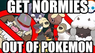 Imagine Pokemon Without Normies! What would they be instead? | Gnoggin