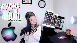 HUGE iPHONE COLLECTION (iPHONE 7, IPHONE 8, iPHONE X, iPHONE XS MAX)