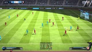 Fifa Mesmo Nivel 1x1 Black Star FC 1 tempo CBFOL