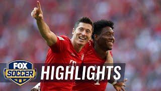 Bayern Munich vs. 1. FSV Mainz 05   2019 Bundesliga Highlights