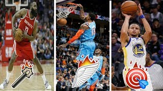 "NBA Players Who Activated ""TAKEOVER"" In Real Life"