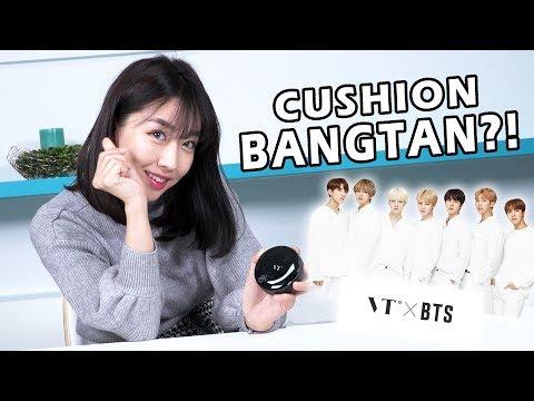 COBAIN CUSHION BANGTAN (BTS)!!