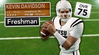 New Freshman QB Debut! | NCAA 14 Dynasty Ep. 26 (S3)