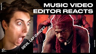 Christian Video Editor Reacts to Lil Nas X - MONTERO (Lap-Dancing on the Devil)
