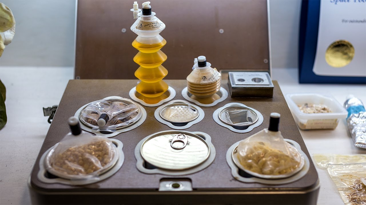 what do astronauts eat in space for breakfast - photo #23