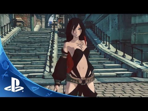Gravity Rush 2 Trailer