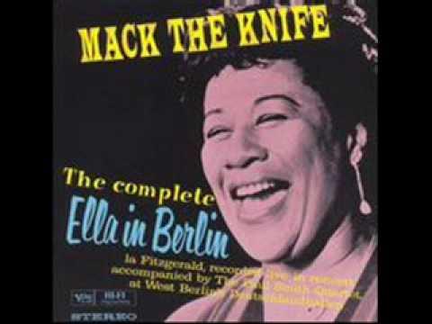Mack The Knife (Live In Berlin/1960)