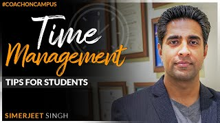 Time Management for Students | How to manage your time better? | #CoachOnCampus at MGN Public School