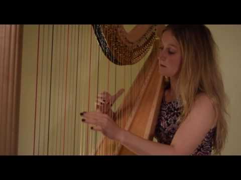 The Southwestern Harpist performing Prelude Trois - Available from AliveNetwork.com