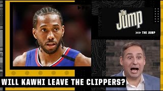 Zach Lowe would be SHOCKED if Kawhi left the Clippers | The Jump
