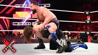 Rusev puts AJ Styles to the test in war for WWE Title: WWE Extreme Rules 2018 (WWE Network)