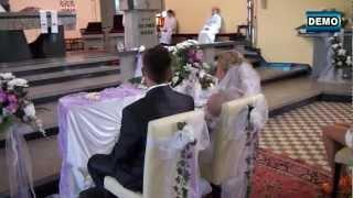 Agata i Łukasz - skrót wesela