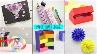 DIY Paper Crafts Ideas | Handcraft | Art and Craft